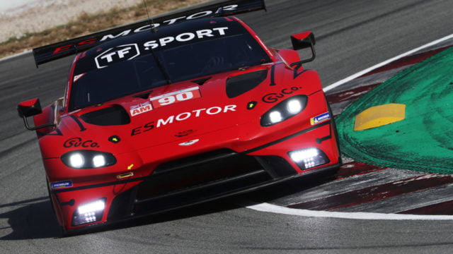 TF Sport back in WEC for its second season