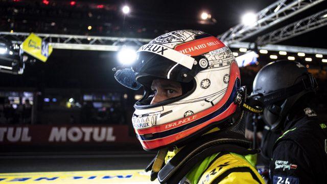 Alex Brundle Le Mans 2021